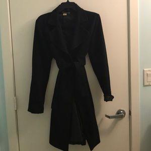 Jackets & Blazers - Light Black Coat